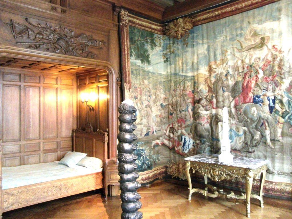 Scockaertkamer kasteel van Gaasbeek