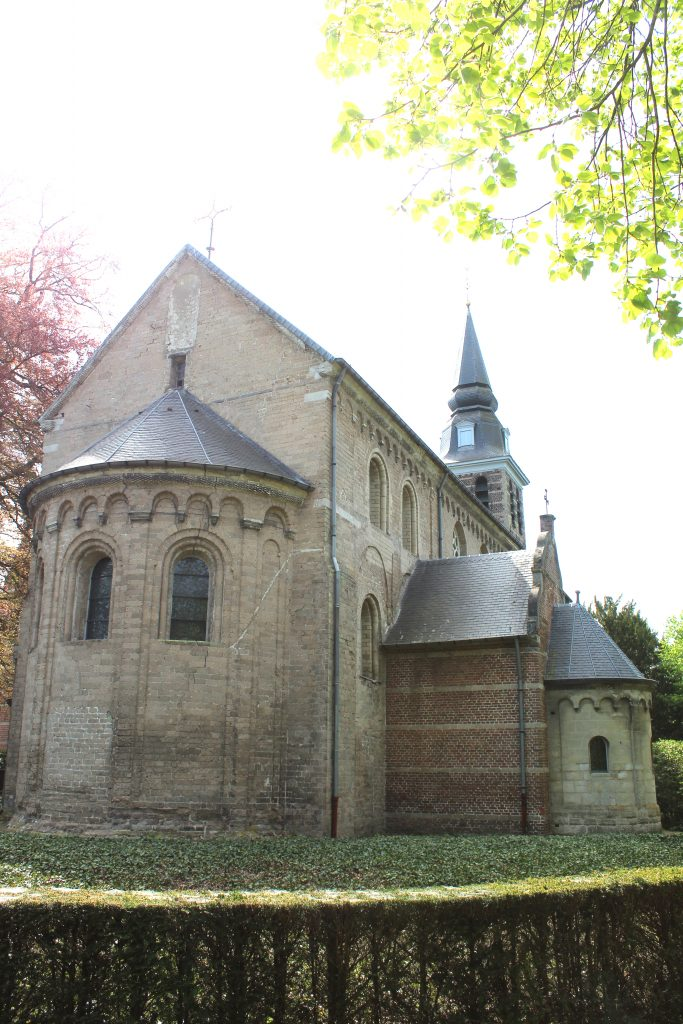 Sint-Niklaaskerk Abdij van Postel