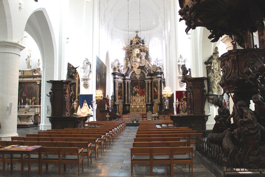 Sint-Janskerk Open Kerdendagen Mechelen