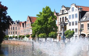 Vismarkt Stadswandeling in Lier