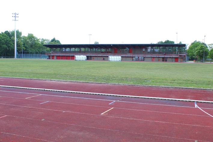 Sportveld De Nekker te Mechelen