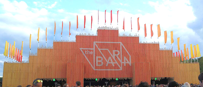 The Barn Rock Werchter 2019
