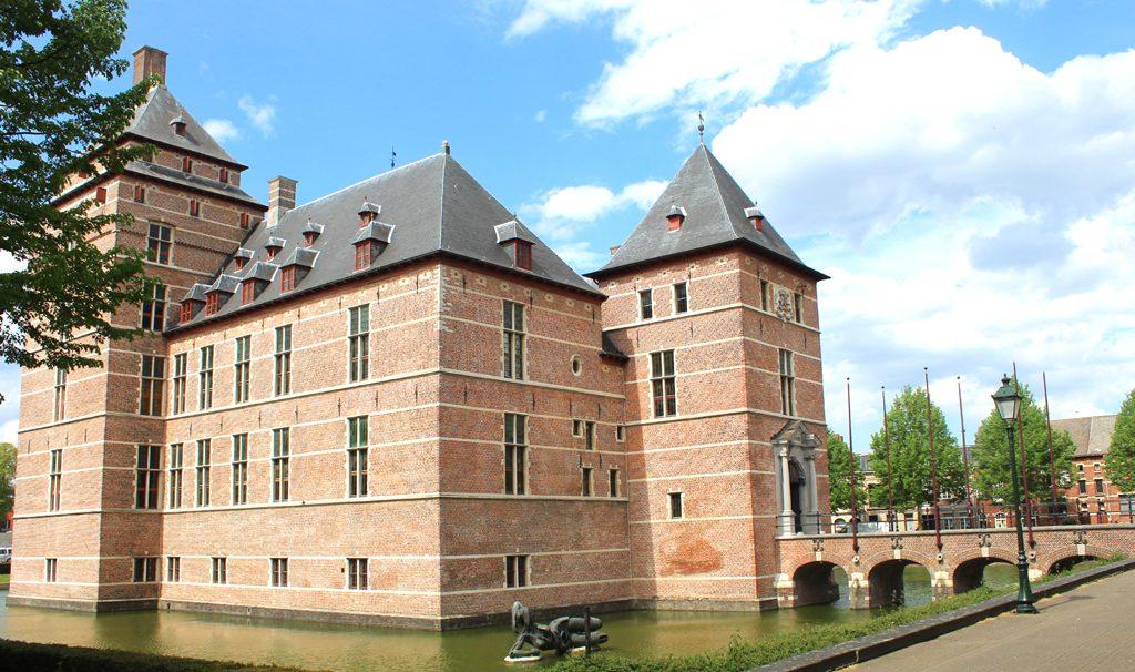 Kasteel van de hertogen van Brabant stdaswandeling in Turnhout