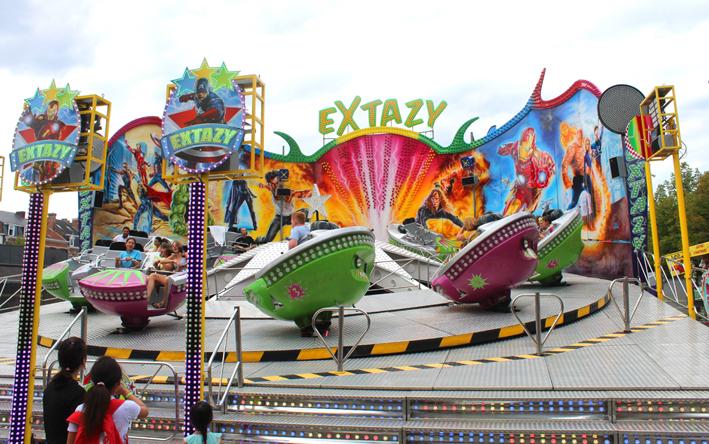 De Extazy op Leuven Kermis 2019