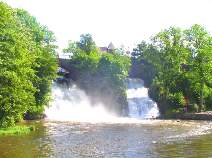 Watervallen Coo