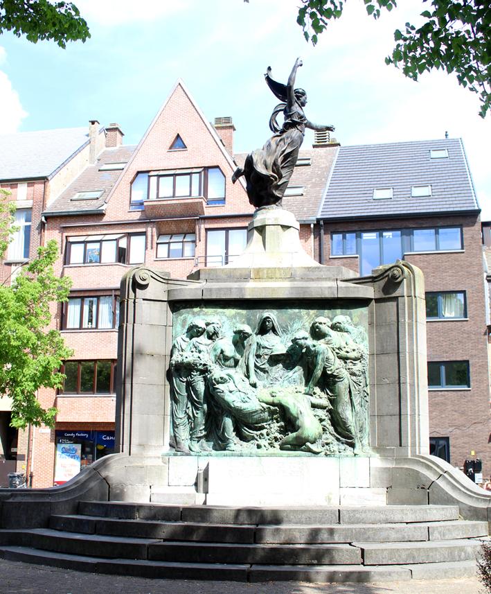 Zegeplein Stadswandeling in Turnhout