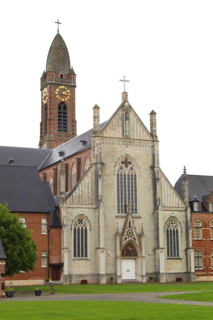 Abdijkerk abdij van Tongerlo