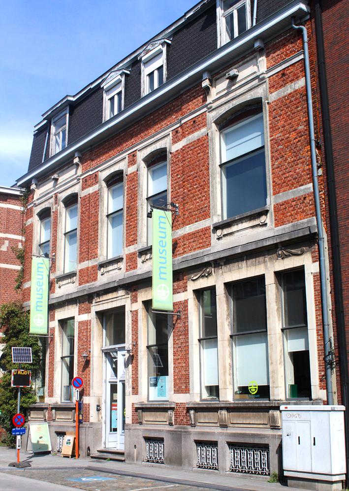 Natuurpunt Museum stadswandeling Turnhout