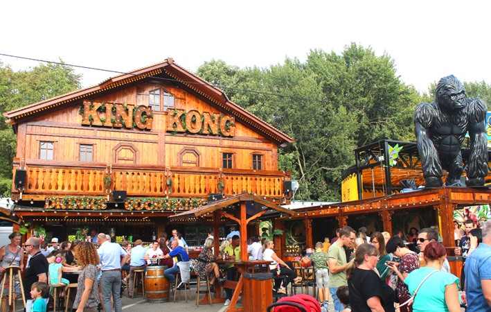 King Kong Bar Hasselt Kermis 2019