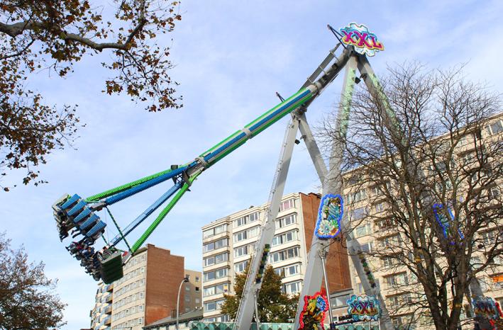 XXL Kermis in Luik 2019