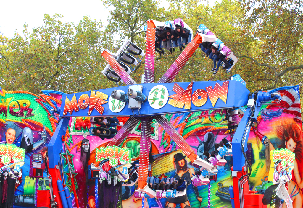 Move It 32 Kermis in Luik 2019