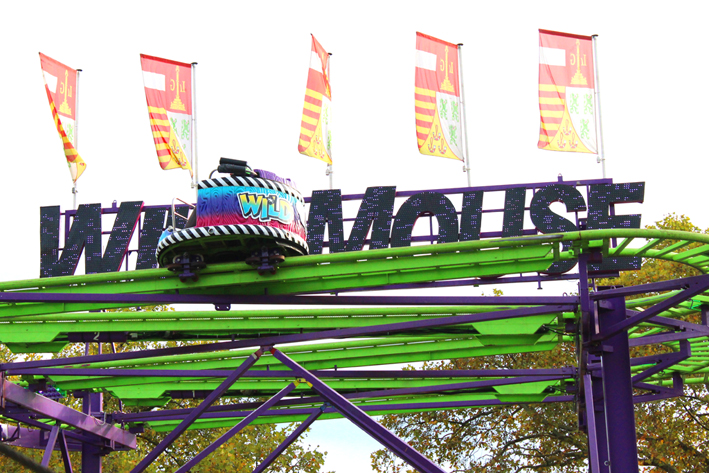 Wild Mouse Kermis in Luik 2019