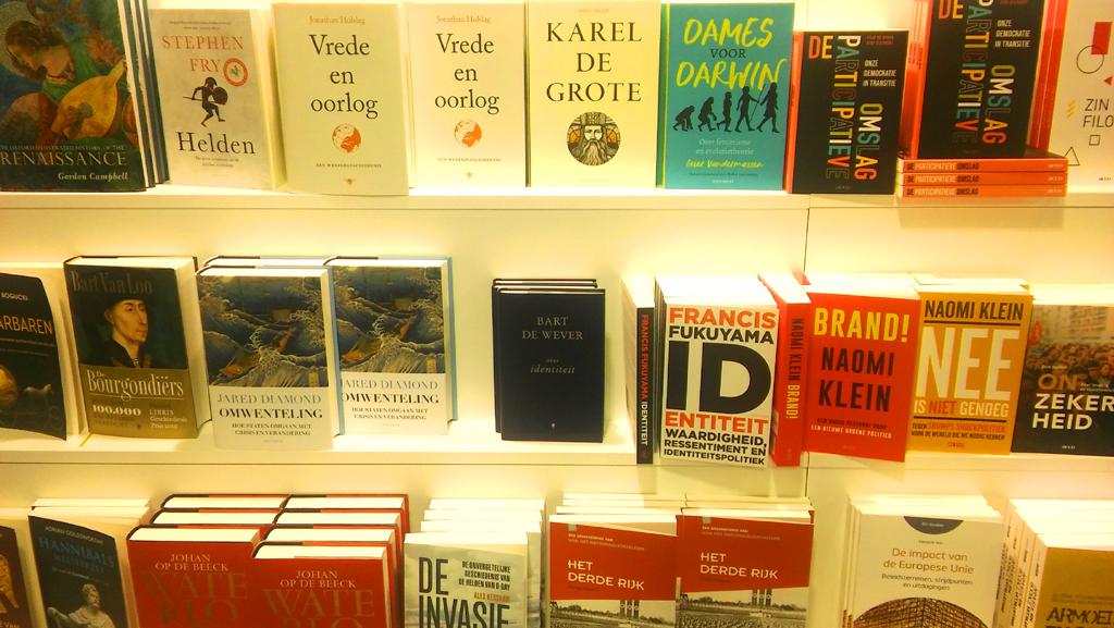 Boekenbeurs Antwerpen 2019