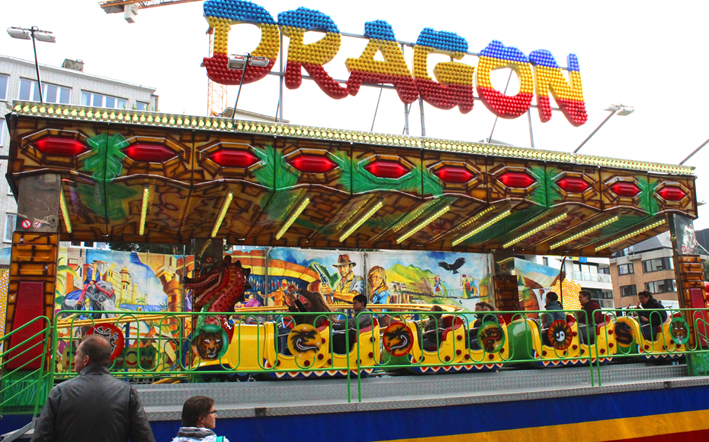 Dragon Kermis in Oostende 2019