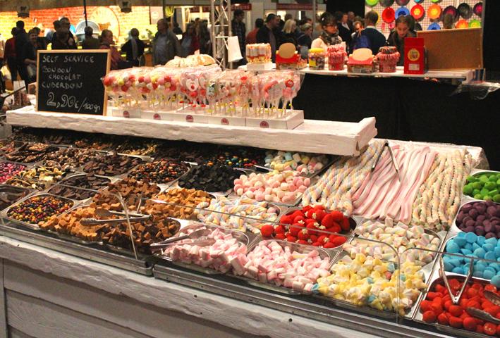 Snoepgoed Voedingssalon Brussel 2019