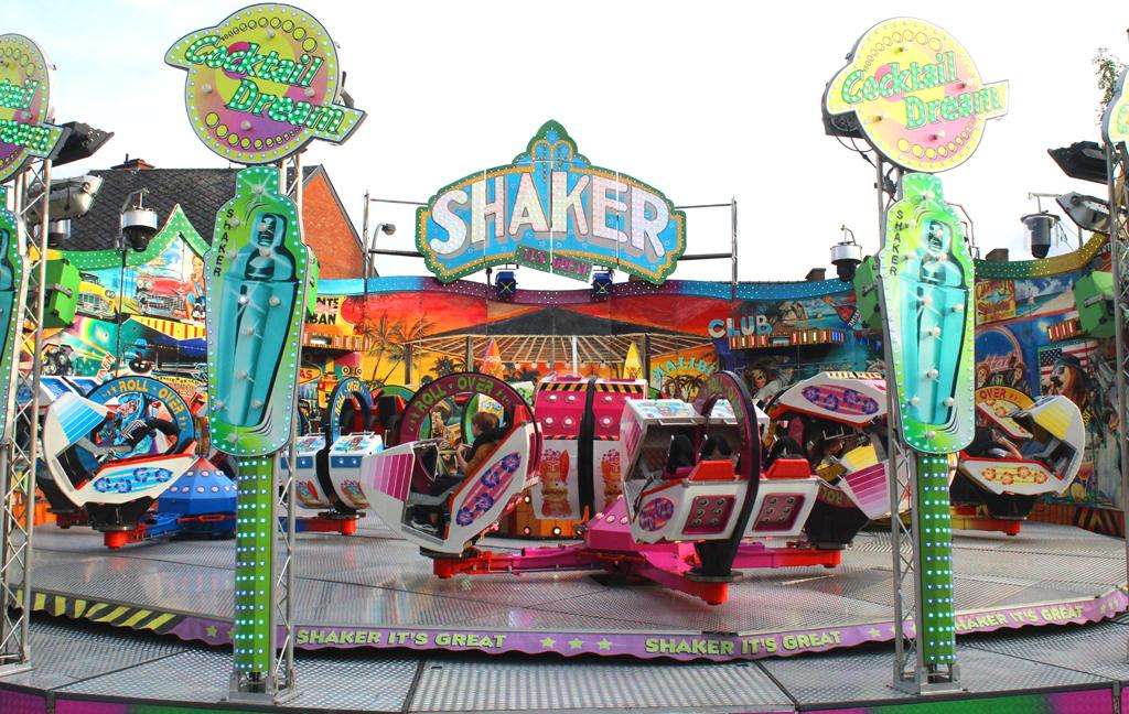 Shaker kermis en jaarmarkt Niel 2019