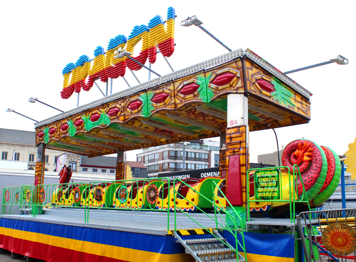 Dragon Winterkermis Sint-Niklaas 2019