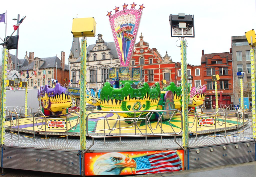Winterkermis Sint-Niklaas 2019