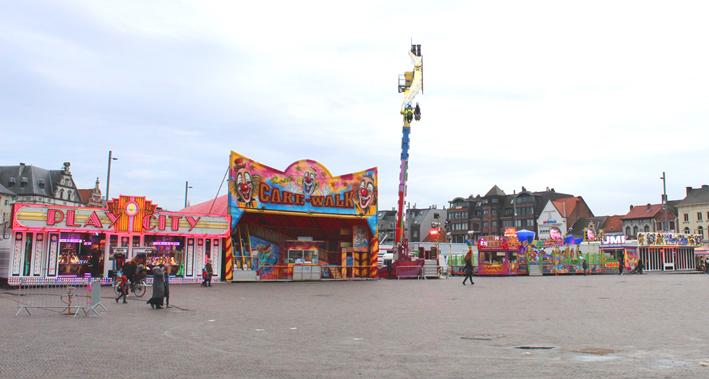 Winterkermis Grote Markt Sint-Niklaas 2019
