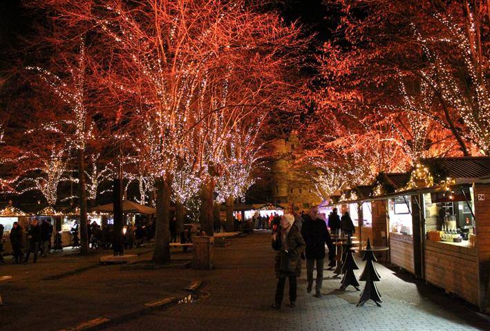 Kerstmarkt Anwterpen 2019 Steenplein