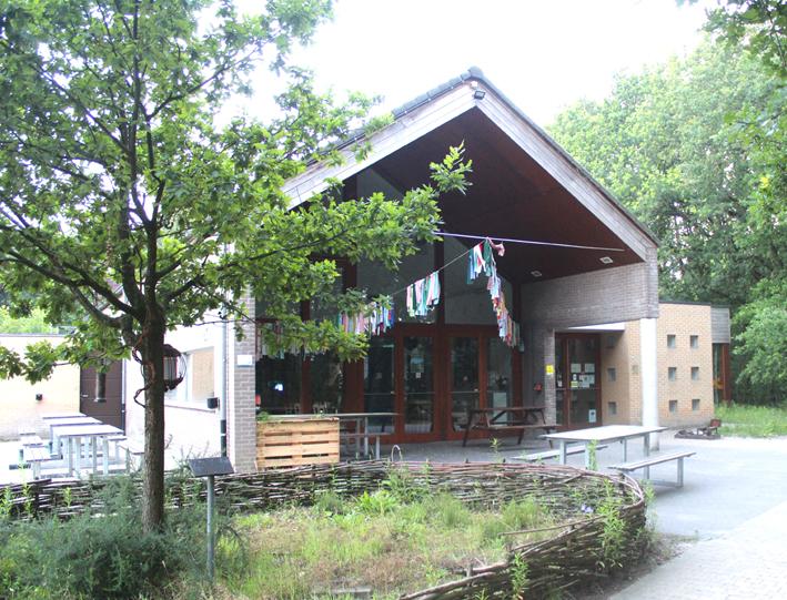 Bezoekerscentrum Wandeling in De Liereman