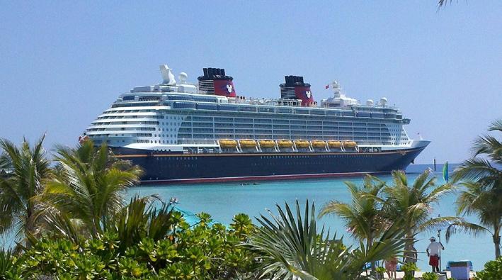 Cruiseschip Vakantiesalon Antwerpen 2020