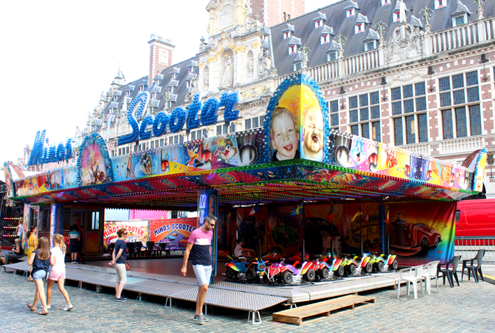 Minos Scooter Halfvastenfoor Gent 2020