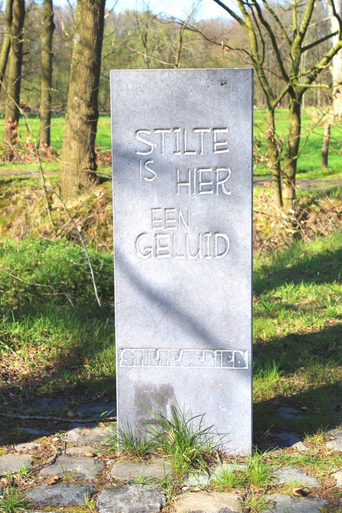 Stiltegebied Wandeling in De Liereman