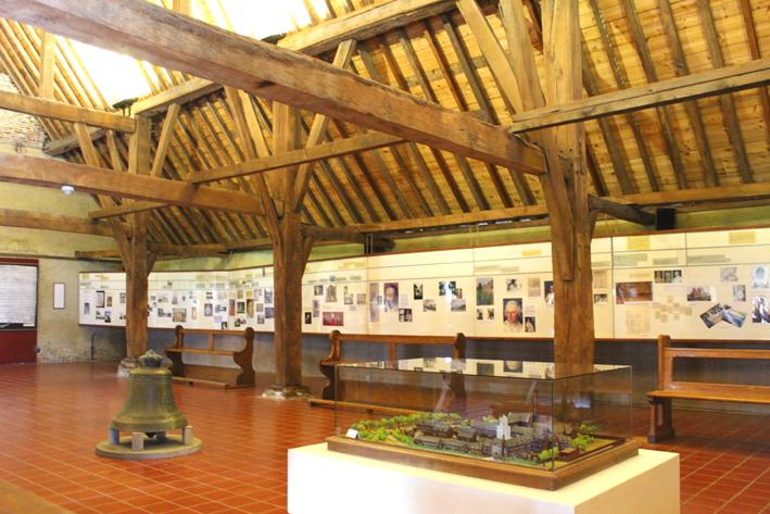 Expositie Tiendschuur abdij van Tongerlo