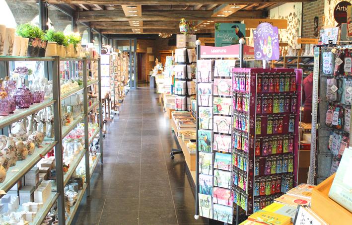 Boekhandel De Oude Linden Abdij van Tongerlo