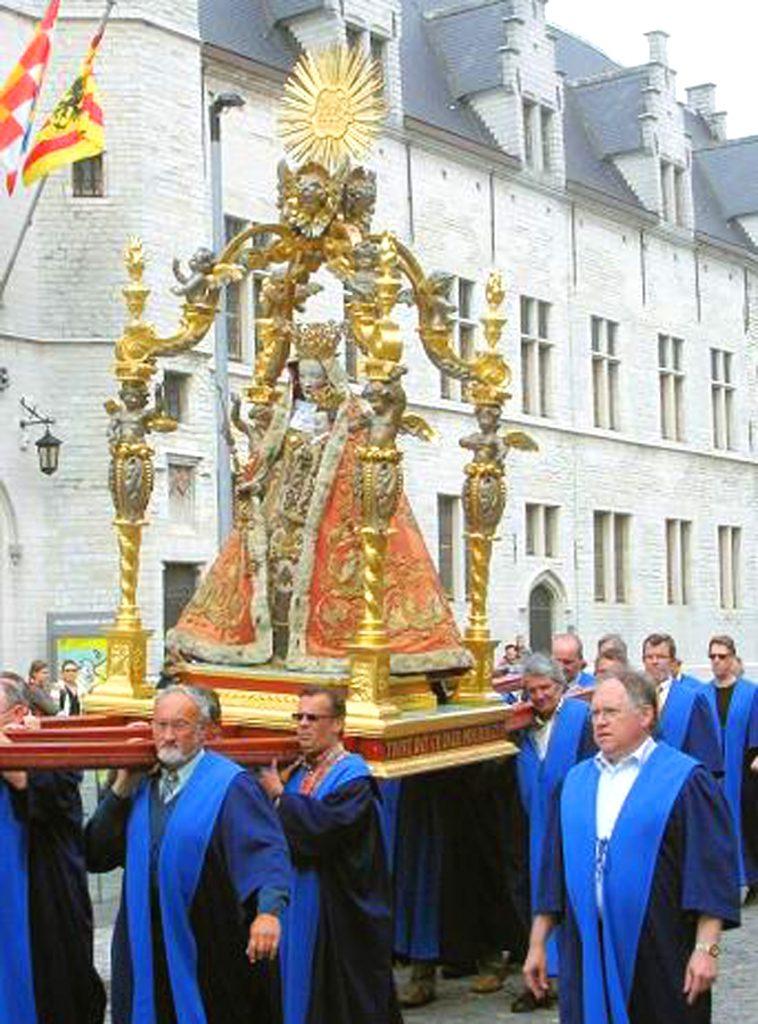 Hanswijkprocessie Mechelen