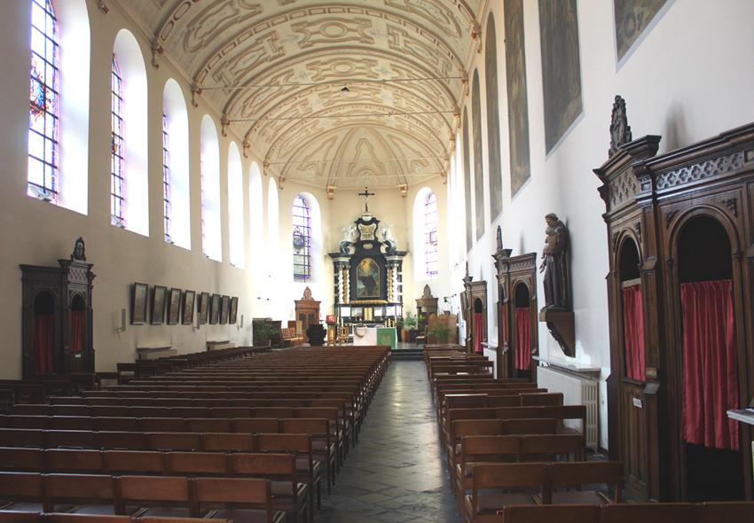Sint-Rochuskerk Stadswandeling in Hasselt