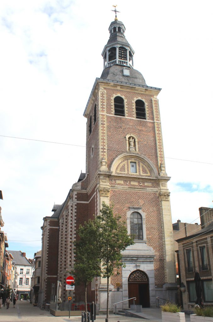 Virga Jesse Basiliek Stadswandeling in Hasselt