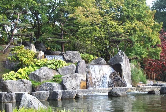 Japanse Tuin Stadswandeling in Hasselt