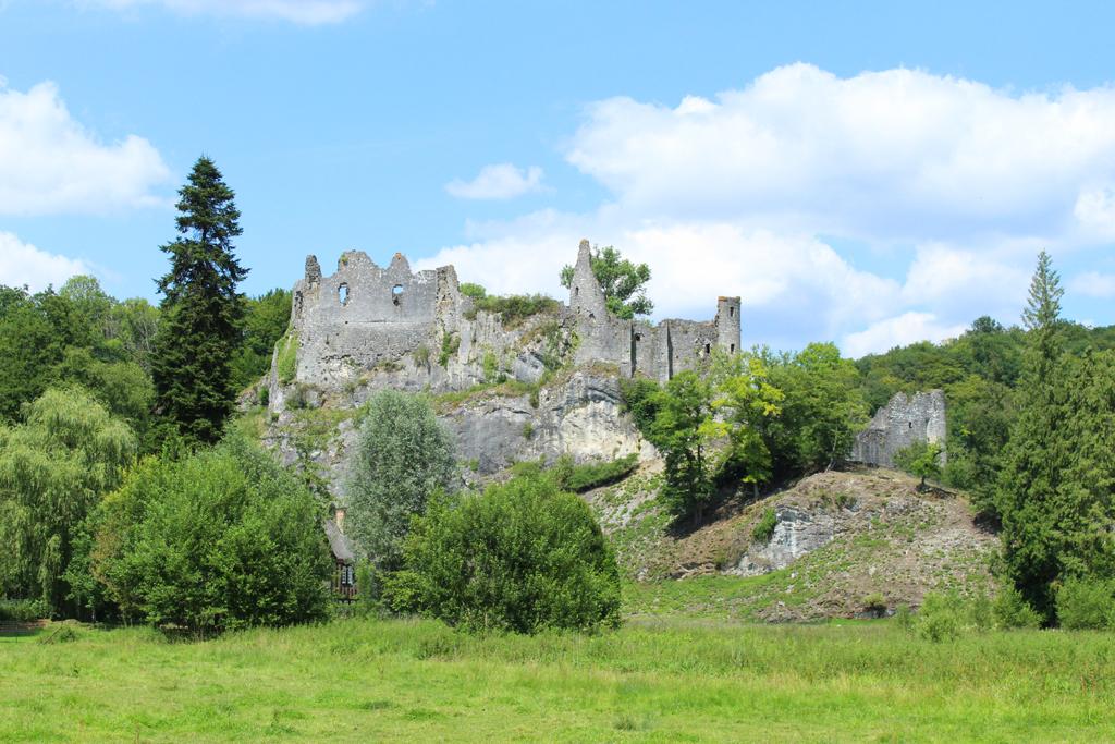 Ruïnes Montaigle