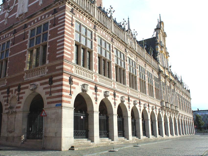 Bibliotheek Leuven