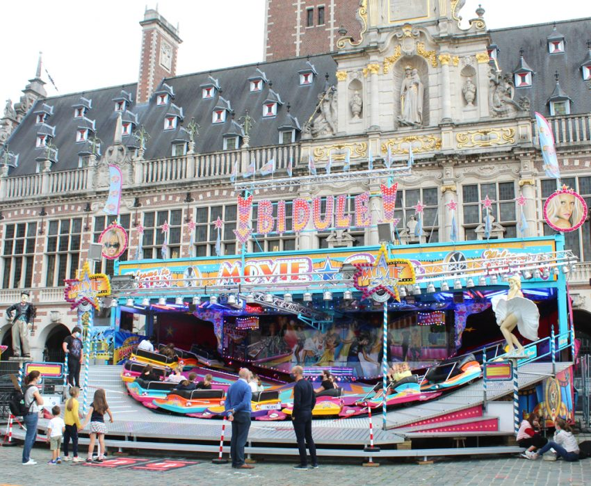 Movie Star kermis Leuven