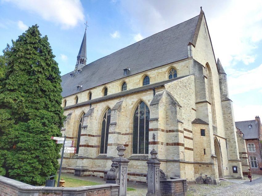 Sint-Jan-De-Doperkerk Leuven