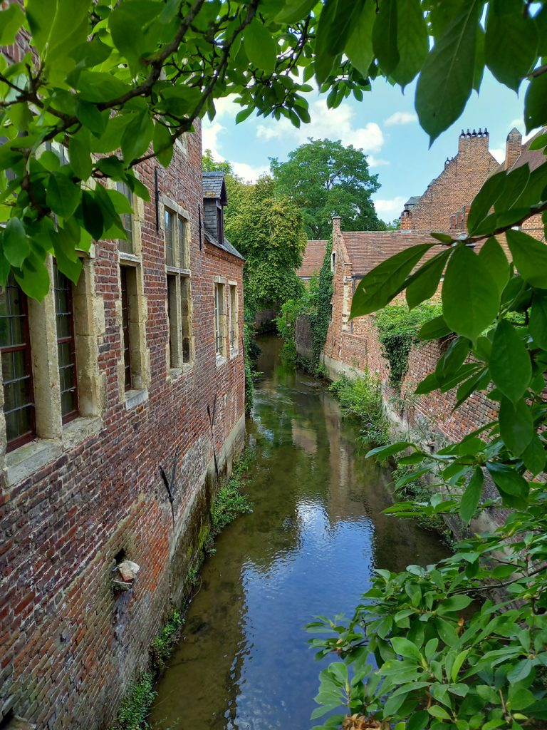 Dijle Groot Begijnhof Leuven