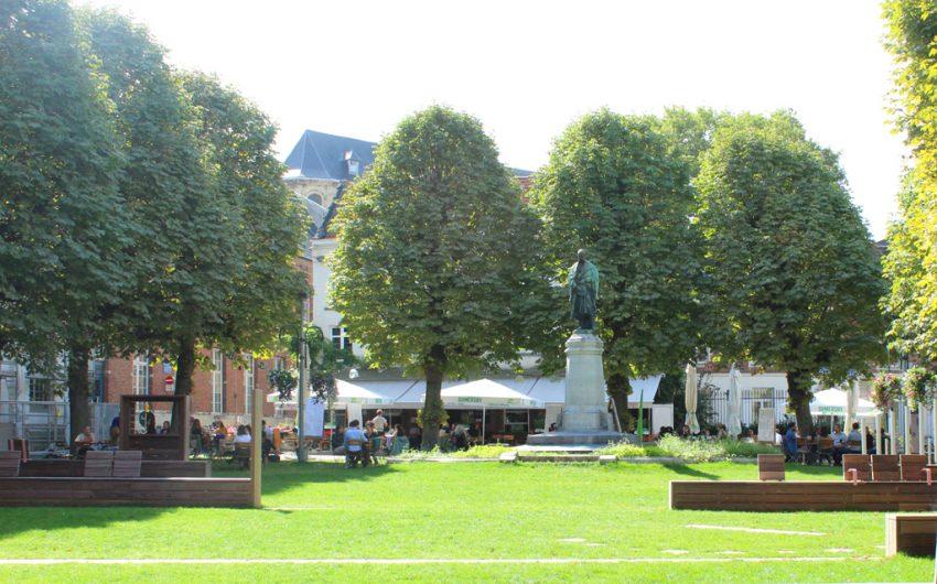 Hogeschoolplein Leuven