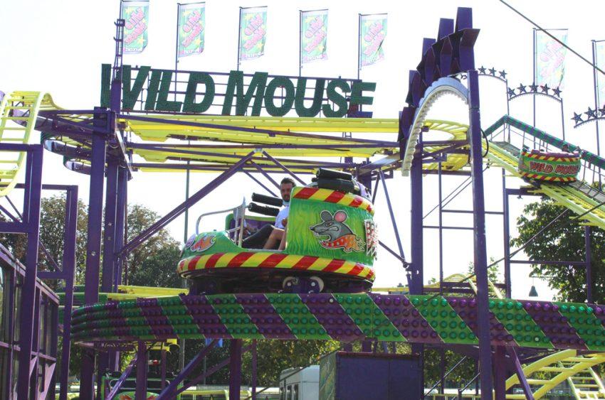 Wild Mouse kermis Hasselt