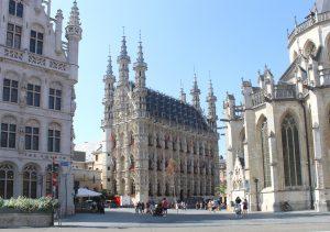 Leuven stadswandeling