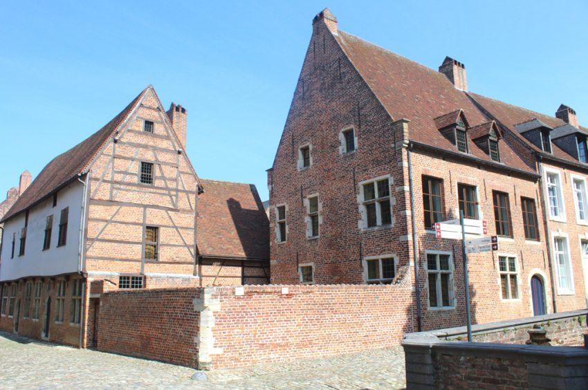 Vakwerkhuis Groot Begijnhof Leuven