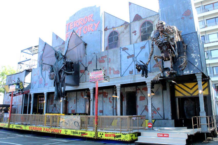 Spookhuis Terror Factory