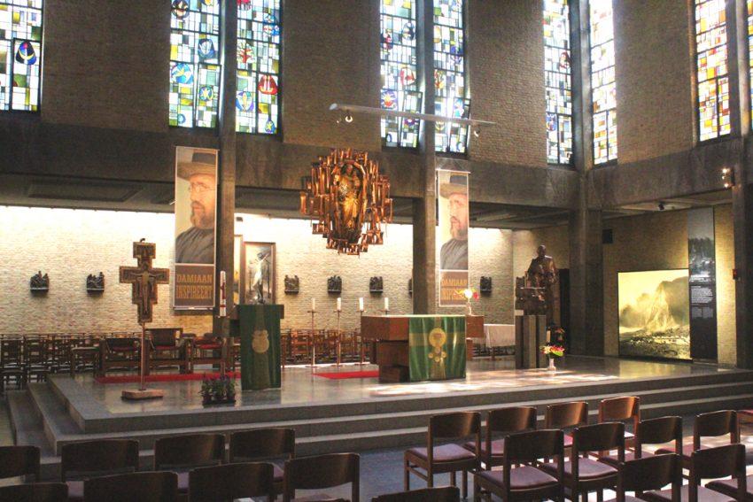 Koor Sint-Antoniuskapel Leuven