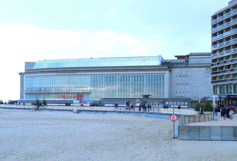 Gevel Casino-Kursaal Oostende