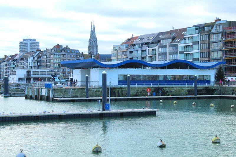 Voorhaven Oostende
