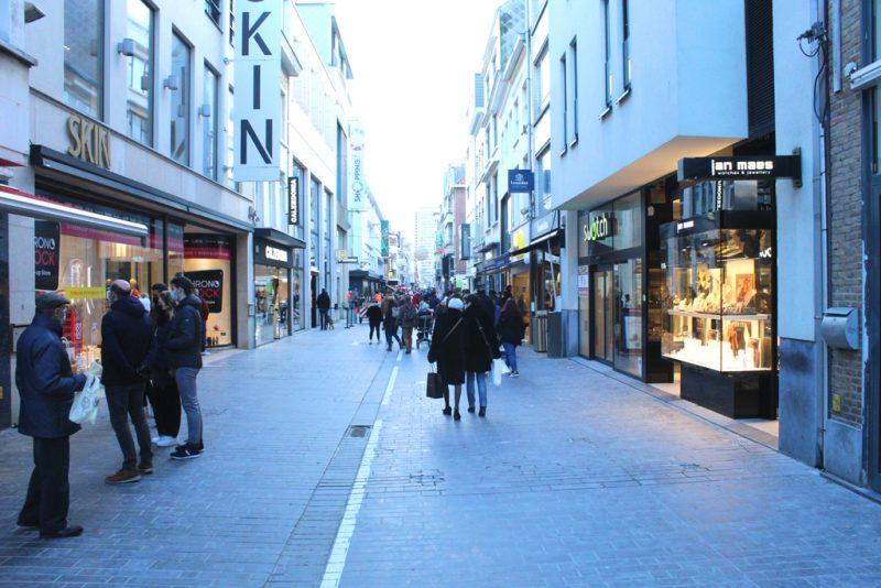 Kapellestraat Oostende