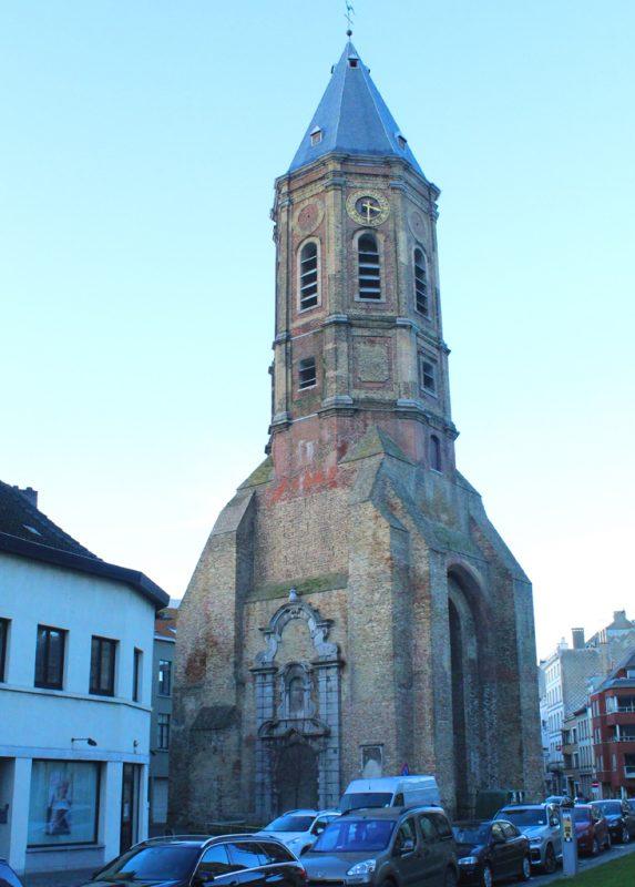 Sint-Pieterstoren Oostende