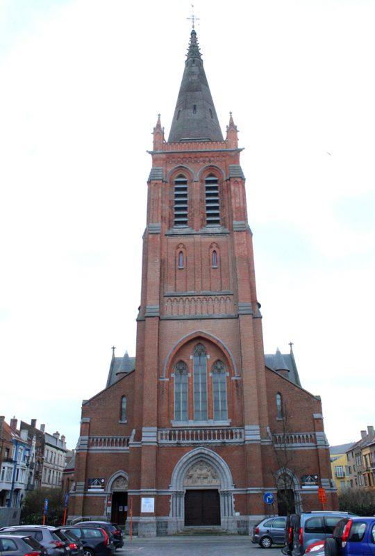 Sint-Jozefskerk Oostende